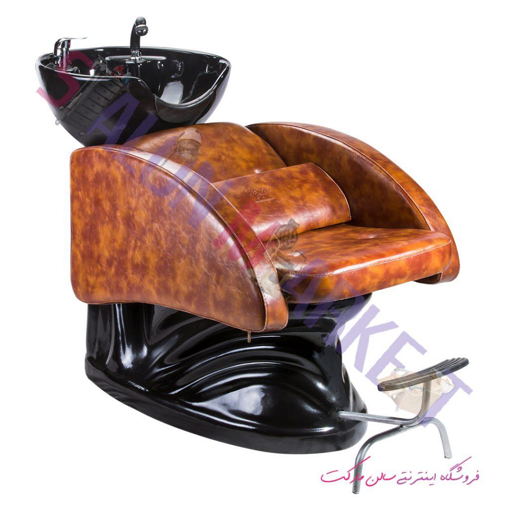 صندلی سرشور آرایشگاهی صنعت نواز مدل SN-3831