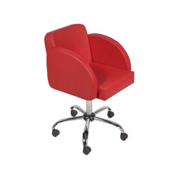 صندلی آرایشگاهی مناسب کوتاهی مو صنعت نواز مدل SN-6844