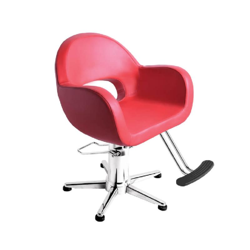 صندلی آرایشگاهی مناسب کوتاهی مو صنعت نواز مدل SN-6886