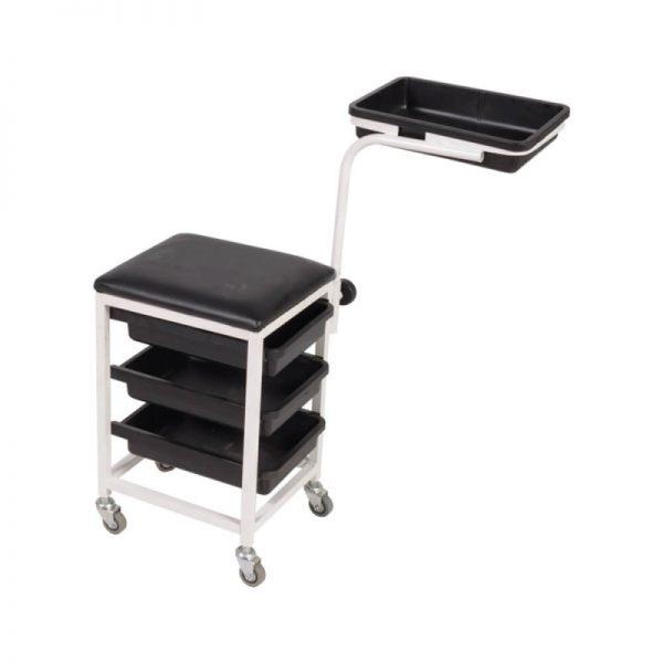میز ترولی آرایشگاهی صنعت نواز مدل SN-2011