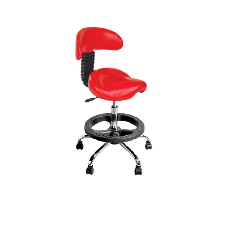 صندلی تابوره آرایشگاهی صنعت نواز مدل SN-3256