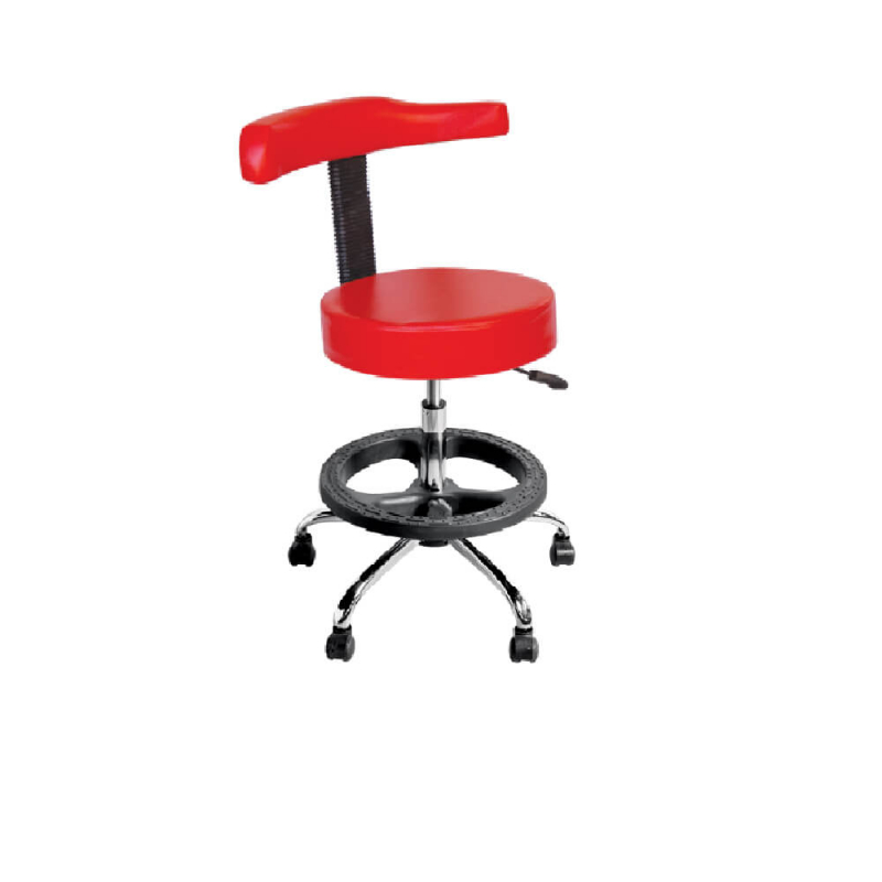صندلی تابوره آرایشگاهی صنعت نواز مدل SN-3258