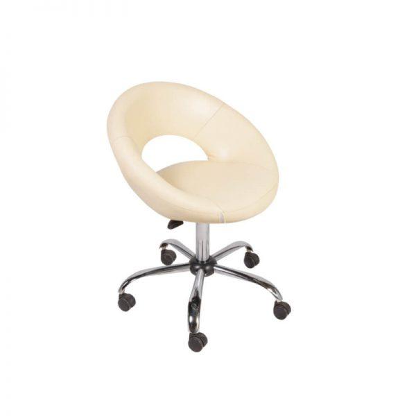 صندلی آرایشگاهی مناسب کوتاهی مو صنعت نواز مدل SN-6843