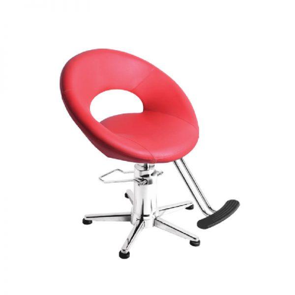 صندلی آرایشگاهی مناسب کوتاهی مو صنعت نواز مدل SN-6884