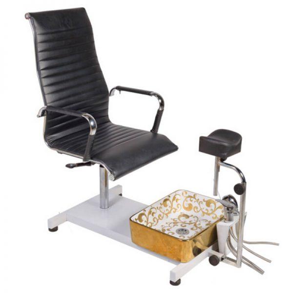 صندلی آرایشگاهی مناسب پدیکور صنعت نواز مدل SN-6892
