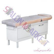 تخت دو تیکه چوبی آرایشگاهی