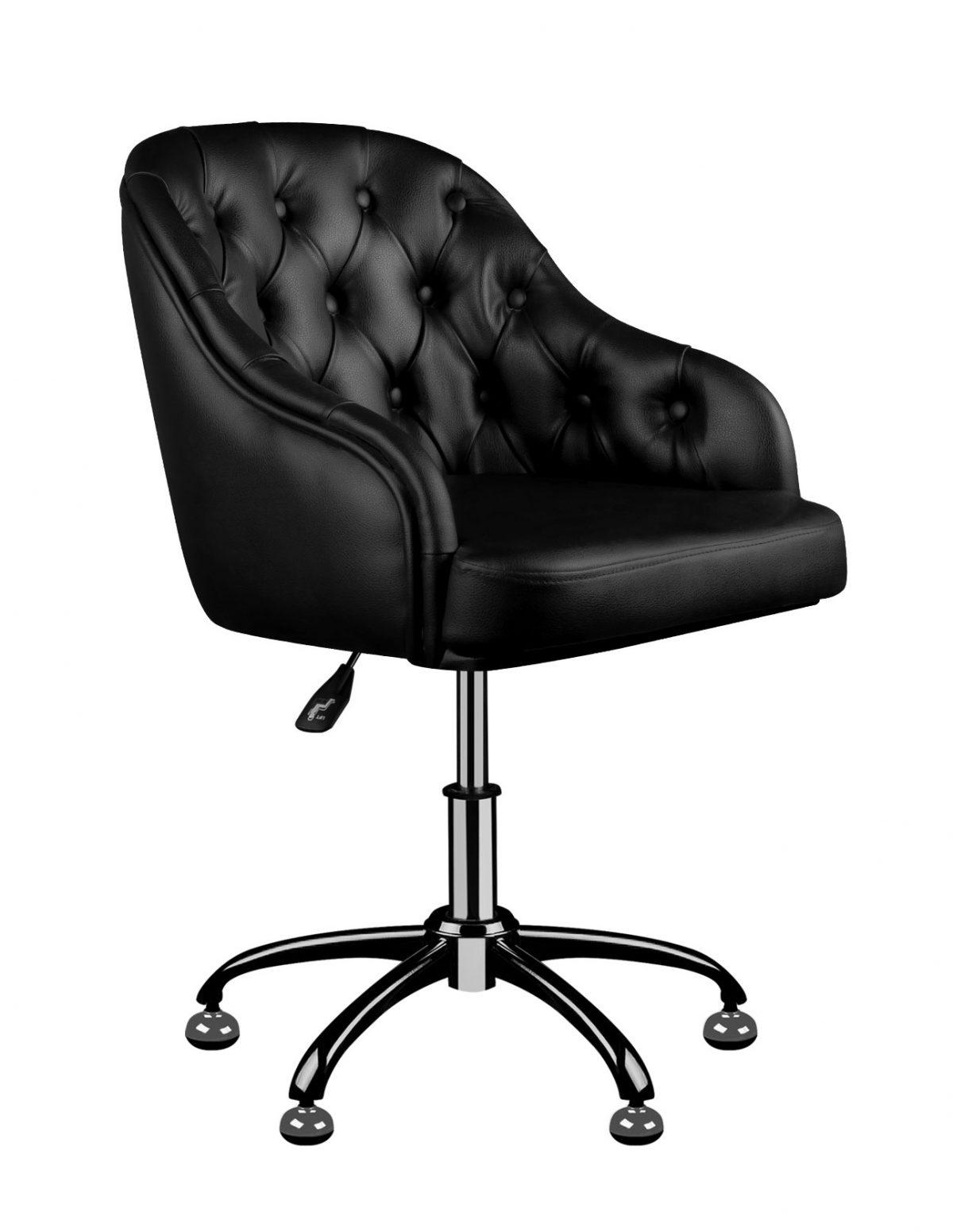 صندلی آرایشگاهی مناسب کوتاهی مو آلکا مدل سورن چستر