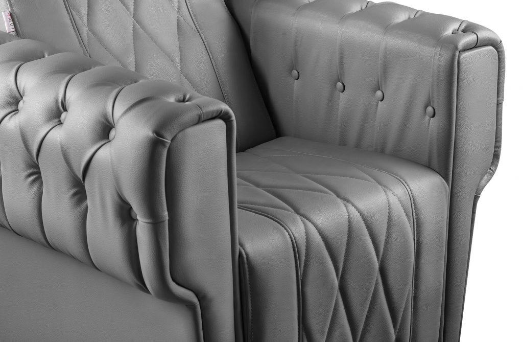 صندلی سرشور آرایشگاهی آلکا مدل لمسه اي آرگو