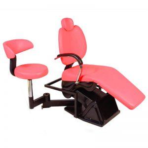 صندلی آرایشگاهی برقی مناسب کوتاهی صنعت نواز مدل SN-3215