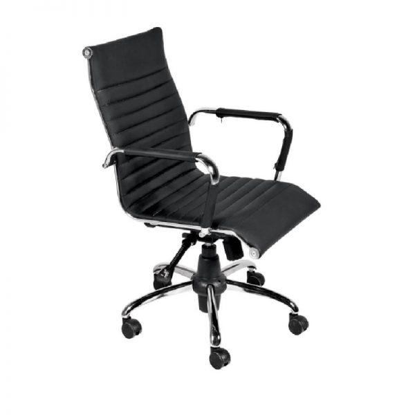 صندلی اداری صنعت نواز مدل SN-3242