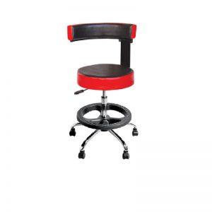 صندلی تابوره آرایشگاهی صنعت نواز مدل SN-3268