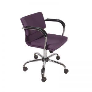صندلی آرایشگاهی مناسب کوتاهی مو صنعت نواز مدل SN-6830