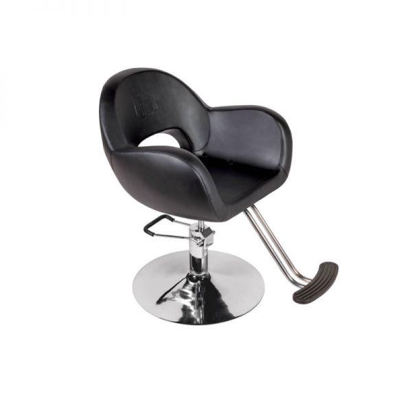 صندلی آرایشگاهی مناسب کوتاهی مو صنعت نواز مدل SN-6857