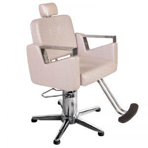 صندلی آرایشگاهی پدالی صنعت نواز مدل SN-6871