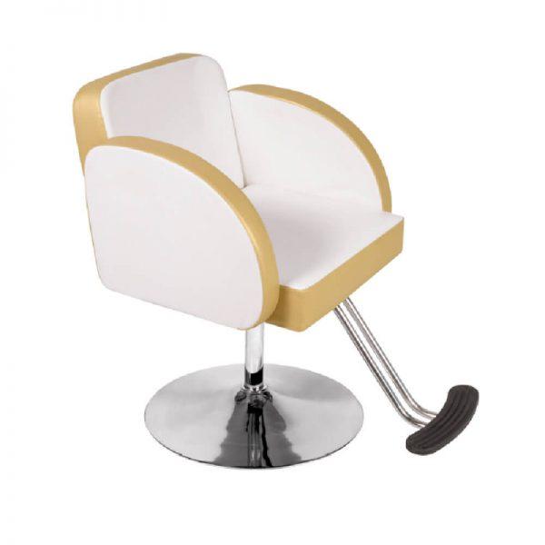 صندلی آرایشگاهی مناسب کوتاهی مو صنعت نواز مدل SN-6880