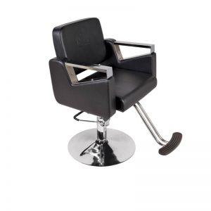 صندلی آرایشگاهی مناسب کوتاهی مو صنعت نواز مدل SN-6896