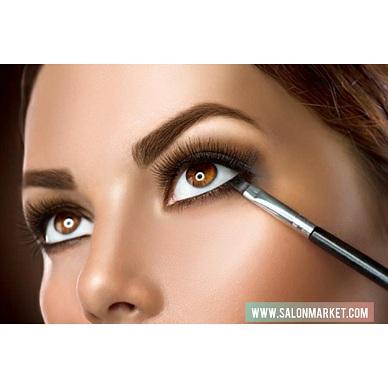 ترفند های آرایشی برای چشم قهوهای ها