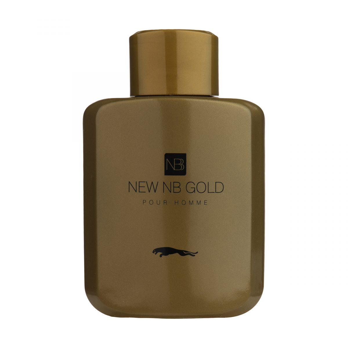 ادو تویلت مردانه رودیر مدل New NB Gold حجم 100 میلیلیتر
