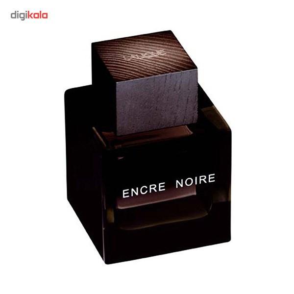 ادو تویلت مردانه لالیک مدل Encre Noire حجم 100 میلی لیتر