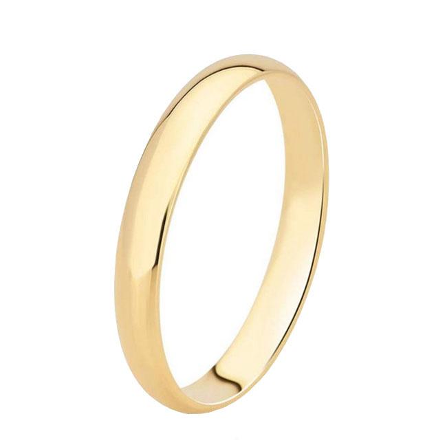 انگشتر طلا 18 عیار گیرا گالری مدل R3