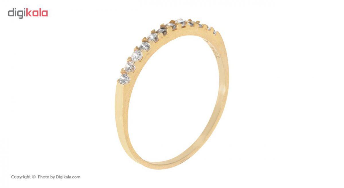 انگشتر طلا 18 عیار زنانه کد G906