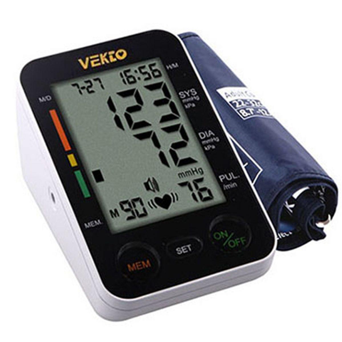 فشارسنج سخنگو وکتو مدل VT-800B12S