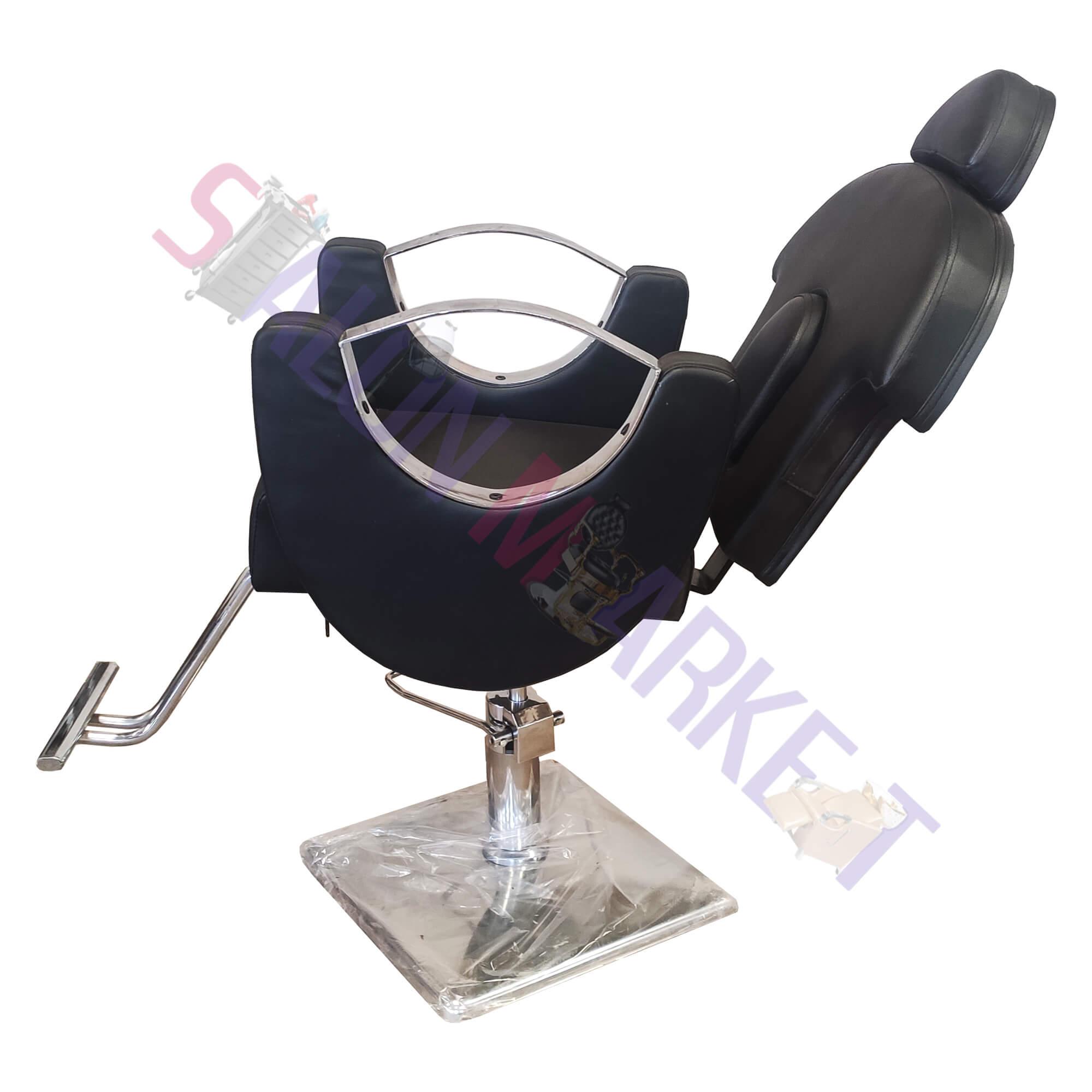 صندلی پدالی آرایشگاه مدل محنا سالن مارکت