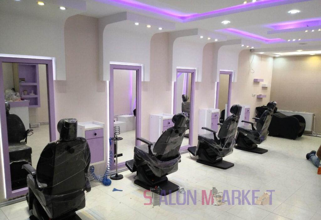 صندلی برقی آرایشگاه