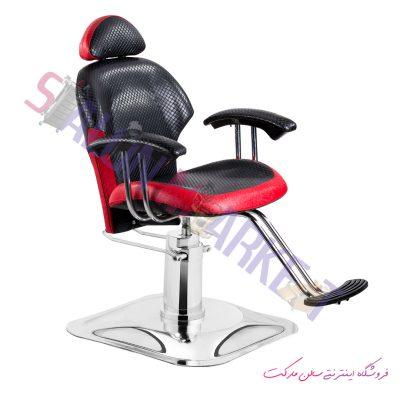 صندلی آرایشگاهی صنعت نواز مدل 6825