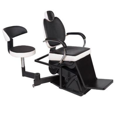صندلی آرایشگاهی برقی مناسب کوتاهی صنعت نواز مدل SN-3216