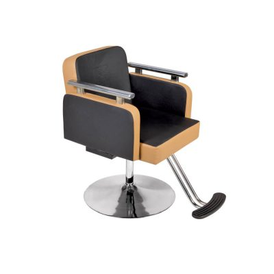صندلی آرایشگاهی مناسب کوتاهی مو صنعت نواز مدل SN-6870