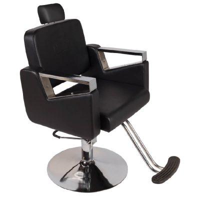 صندلی آرایشگاهی پدالی صنعت نواز مدل SN-6873